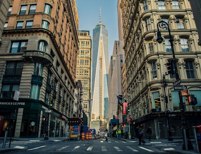 Freedom Towers