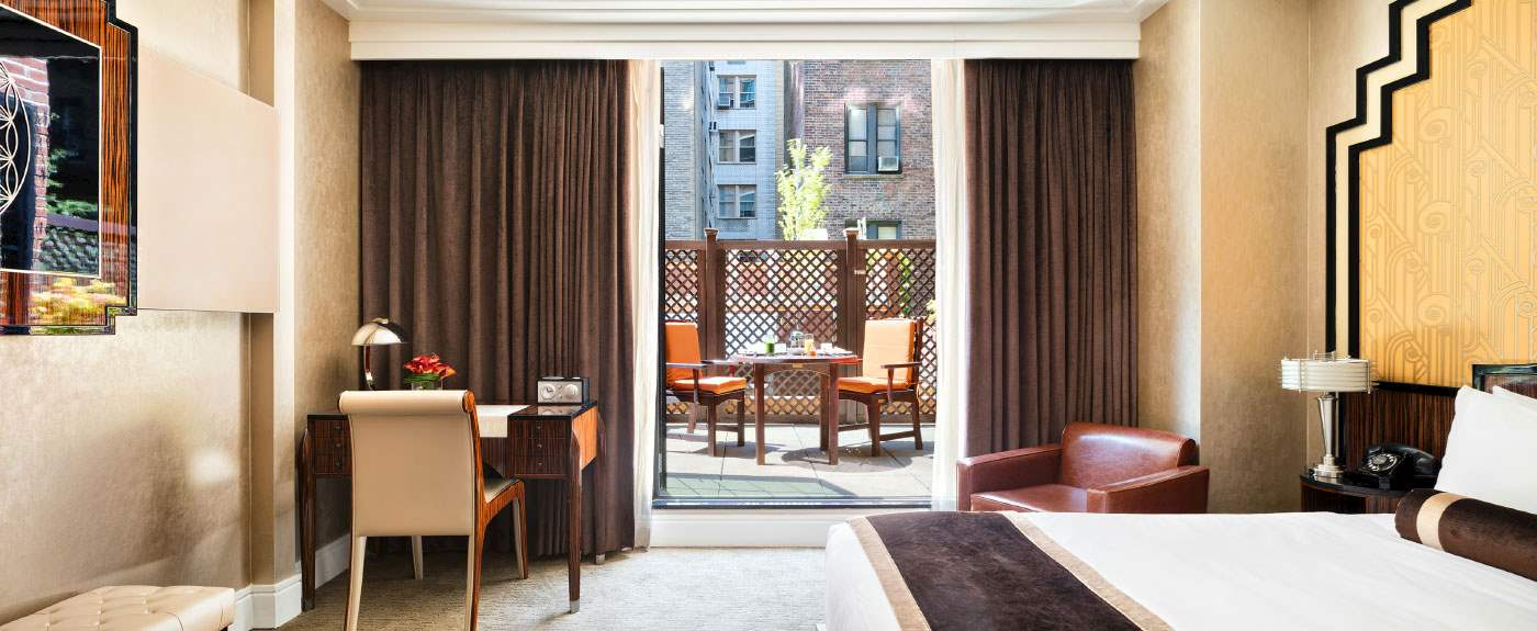 Greenwich Village Rooms at Walker Hotels