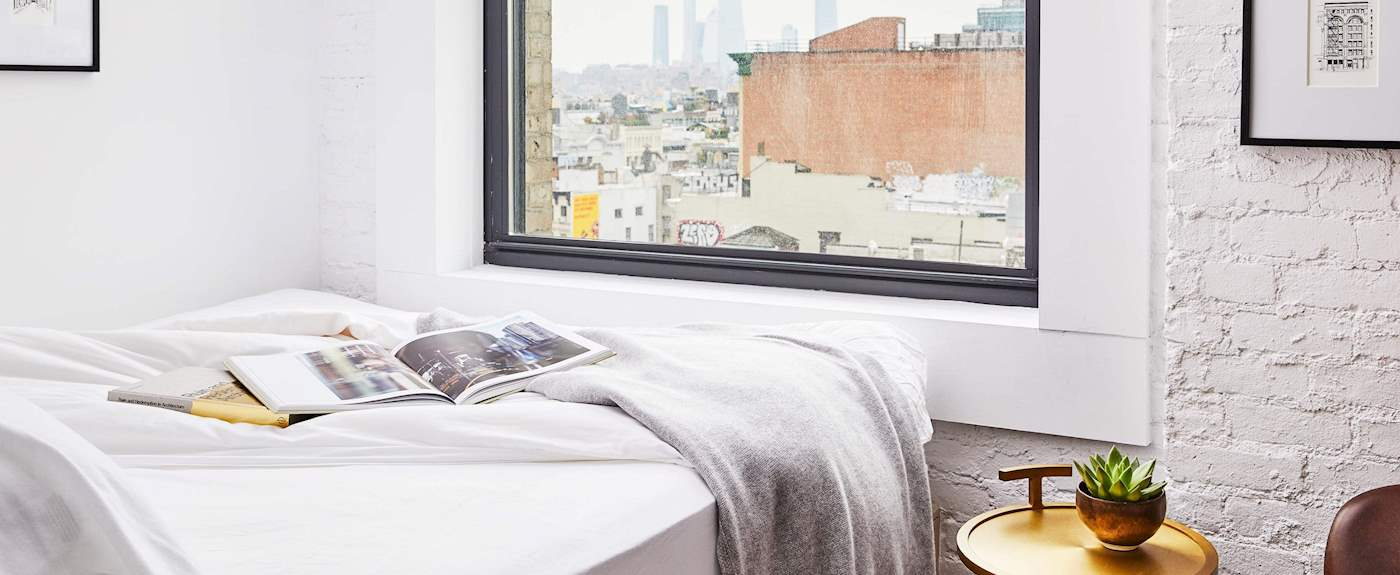 Walker Hotel Tribeca Guest Rooms