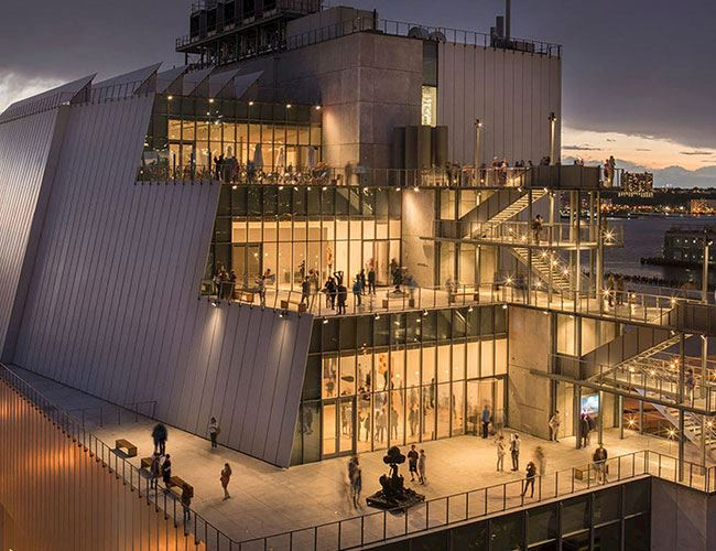 Whitney Museum Experience Package at New York